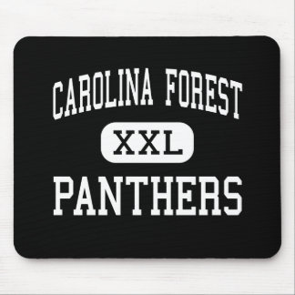 Carolina Forest - Panthers - High - Conway Mouse Mat