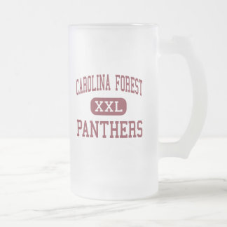 Carolina Forest - Panthers - Middle - Myrtle Beach Coffee Mugs