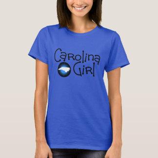 Carolina Girl Blue Burst T-Shirt