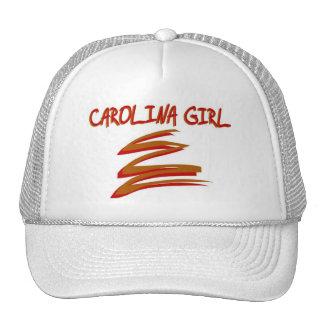 CAROLINA GIRL CAP TRUCKER HAT