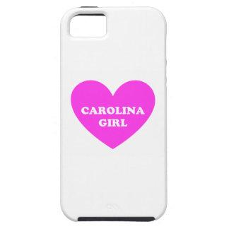 Carolina Girl iPhone 5 Cases