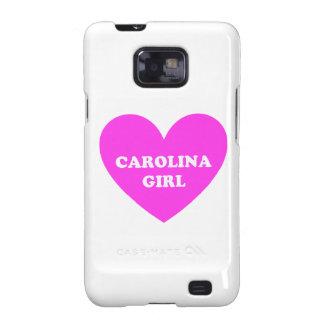 Carolina Girl Samsung Galaxy SII Cases