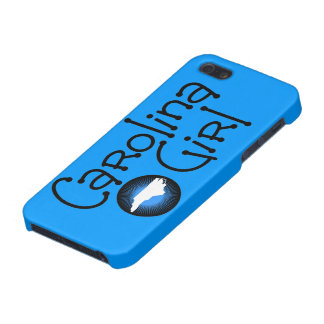 Carolina Girl iphone5 Case