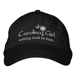 Carolina Girl Nothing Could Be Finer Hat