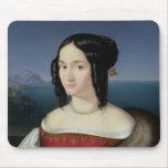 Carolina Grossi, la primera esposa del artista Tapete De Ratón