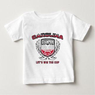Carolina Hockey Lets Win The Cup Infant Tee