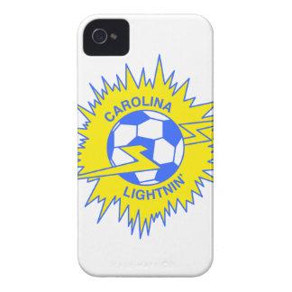 Carolina Lightnin Carcasa Para iPhone 4
