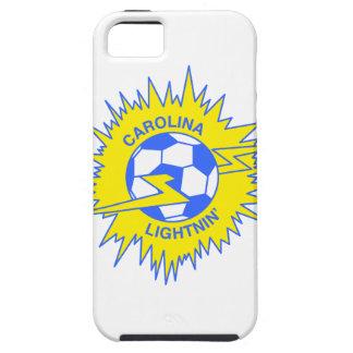 Carolina Lightnin Funda Para iPhone SE/5/5s