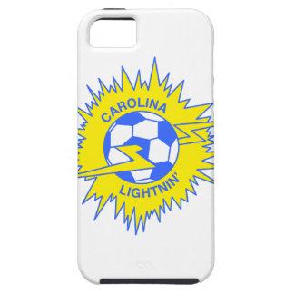 Carolina Lightnin iPhone SE/5/5s Case