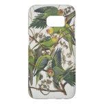Carolina Parakeet, from 'Birds of America', 1829 Samsung Galaxy S7 Case