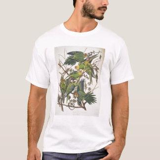 Carolina Parakeet, from 'Birds of America', 1829 T-Shirt