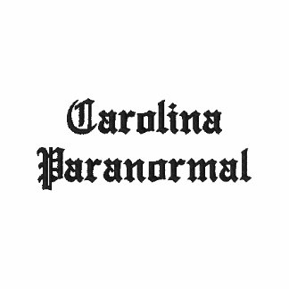 Carolina Paranormal - Embroidered