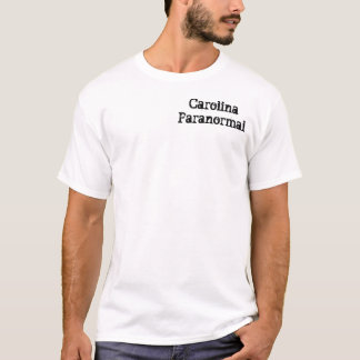Carolina Paranormal - Ghost T-Shirt