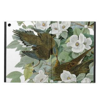 Carolina Pigeon John James Audubon Birds Case For iPad Air