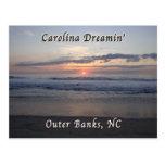 Carolina que soña Outer Banks NC Postal