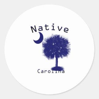 Carolina Specials Classic Round Sticker