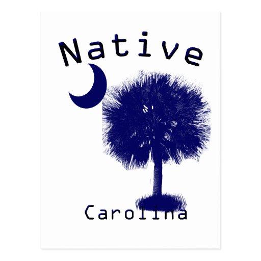Carolina Specials Postcard