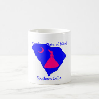 Carolina State of Mind - Customized Coffee Mug