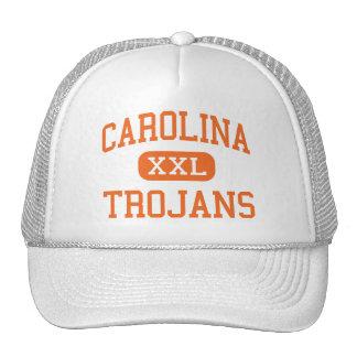 Carolina - Trojans - High - Greenville Trucker Hat