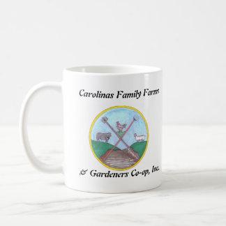 Carolinas Family Farms and Gardeners Coffee Mug
