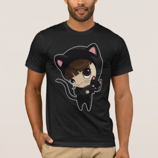 Caroline and Candy the Cats T-Shirt