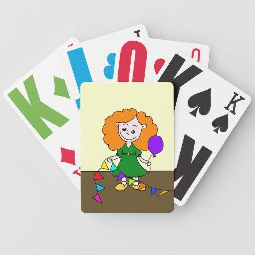 Caroline Bicycle Playing Cards