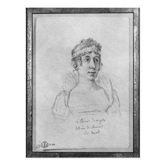 Caroline Bonaparte, Queen of Naples Postcard