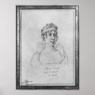 Caroline Bonaparte, Queen of Naples Poster