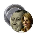Caroline & Dad_ Button Pin