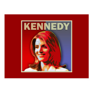 Caroline Kennedy para el senado de los E.E.U.U. Postales
