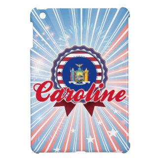 Caroline, NY Cover For The iPad Mini