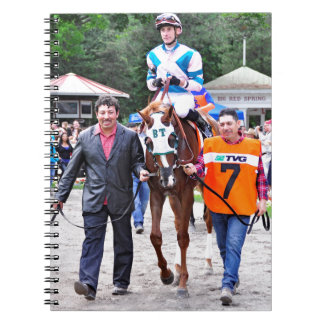 Caroline Thomas - Stakes Winning Filly Notebook