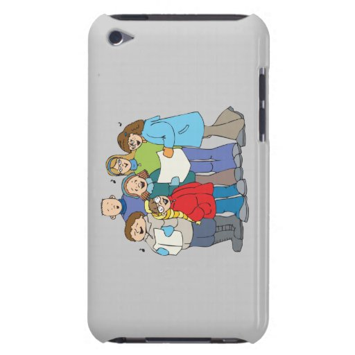 Caroling iPod Touch Protector