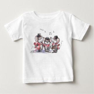 Caroling Mic, Mac & Moe Toddler Shirt