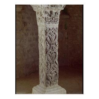 Carolingian Pillar, c.758 Postcard