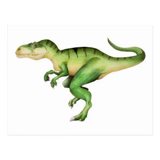 Carolinii del Giganotosaurus Postales
