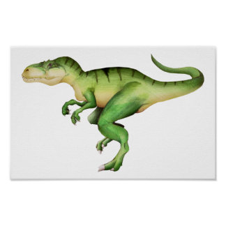 Carolinii del Giganotosaurus Posters