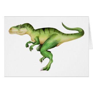Carolinii del Giganotosaurus Tarjeton