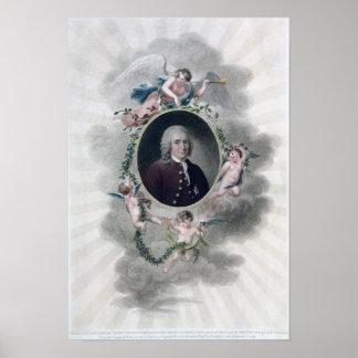 Carolus Linnaeus, caballero de la estrella polar Póster