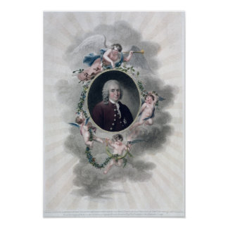 Carolus Linnaeus, Knight of the Polar Star Poster