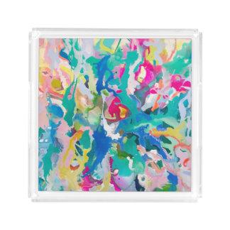 Carolyn Joe Art Acrylic Tray