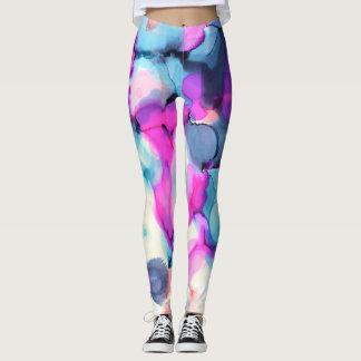 Carolyn Joe Art Athleisure Leggings