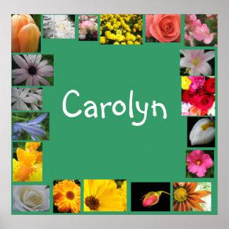 Carolyn Poster