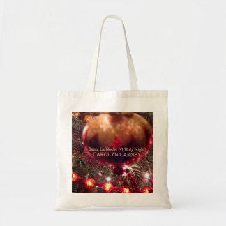 "Carolyn ""Santa La Noche (O Holy Night)-Budget Tote"