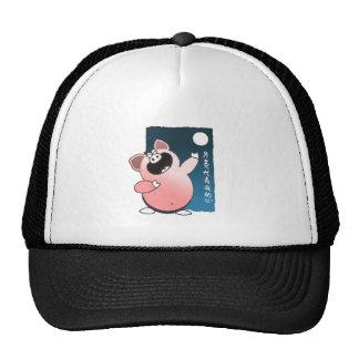 Caroon Pig Sing Love Song | Funny Cartoon Pig Hats