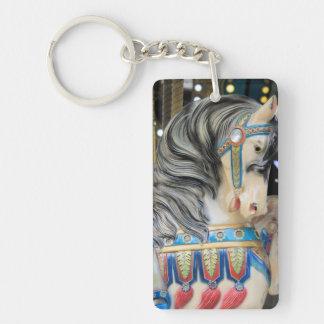Carousal Horse 1 Keychain