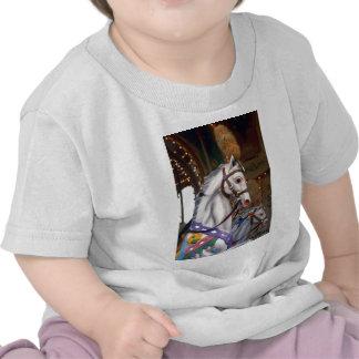 carousal pony tee shirt
