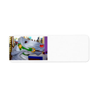 Carousel 2 custom return address label