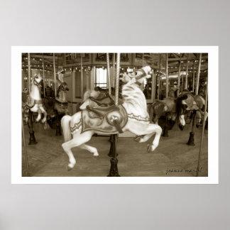 Carousel 41 Poster Print