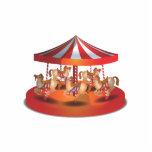 Carousel Acrylic Cut Out